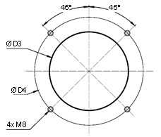 Размеры дизельные горелки cuenod
