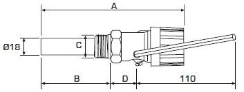 схема регулятора тяги